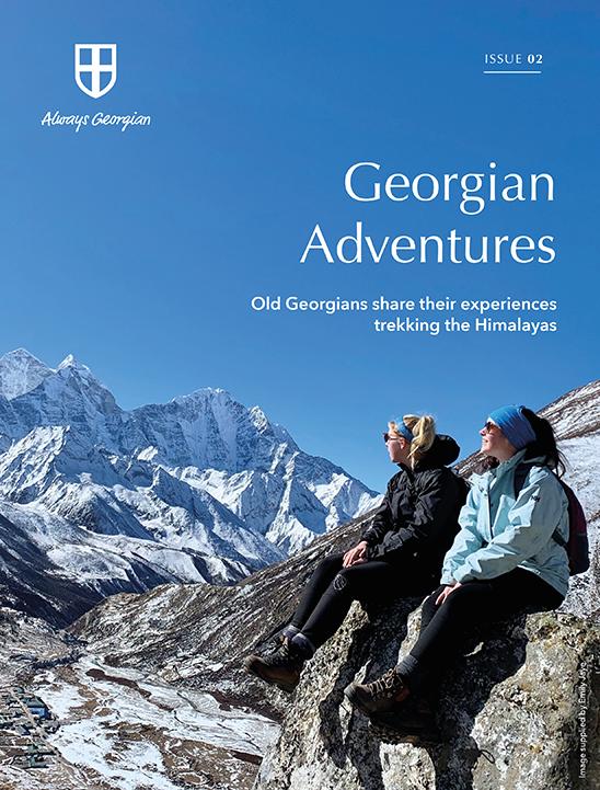 Always Georgian Magazine Issue 2