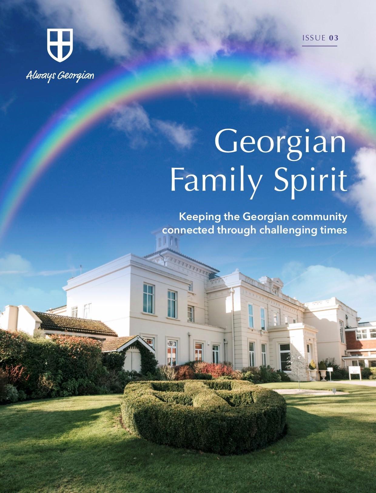 Always Georgian Magazine Issue 3